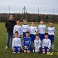POUSSINS CONTRE MARTINVAST 2007/2008