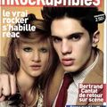 Les <b>Inrockuptibles</b> 6/10/2010