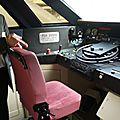 TGV : cabine de pilotage