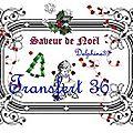transfert 36 Saveur de Noël