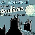 <b>FIBD</b> (Festival International de la Bande-Dessinée) d'Angoulême - 40e édition