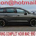 Peugeot <b>5008</b>, Peugeot <b>5008</b>, essai video Peugeot <b>5008</b>, covering Peugeot <b>5008</b>, Peugeot <b>5008</b> noir mat