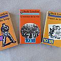 Trois recueils de nouvelles sur le Klondike - Jack London