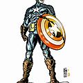 Art of j.h.wzgarda - comic book artist (essais couleurs)