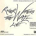 Roger Waters - Samedi 26 Mars 2011 - <b>Palacio</b> de <b>Deportes</b> (Madrid)