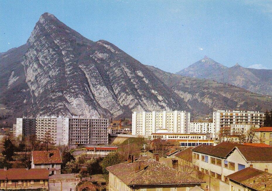 St-Egreve, agglomération de Grenoble, les Résidences Plein Ciel ...