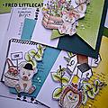 Des cartes par <b>Fred</b> <b>Littlecat</b>