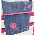 Un sac en jeans...