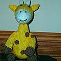 Geoff la girafe