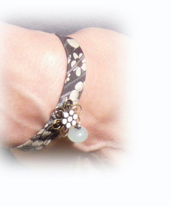 bracelet chiffon