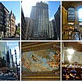 Uptown - Grand Central Station - New York Public Library -