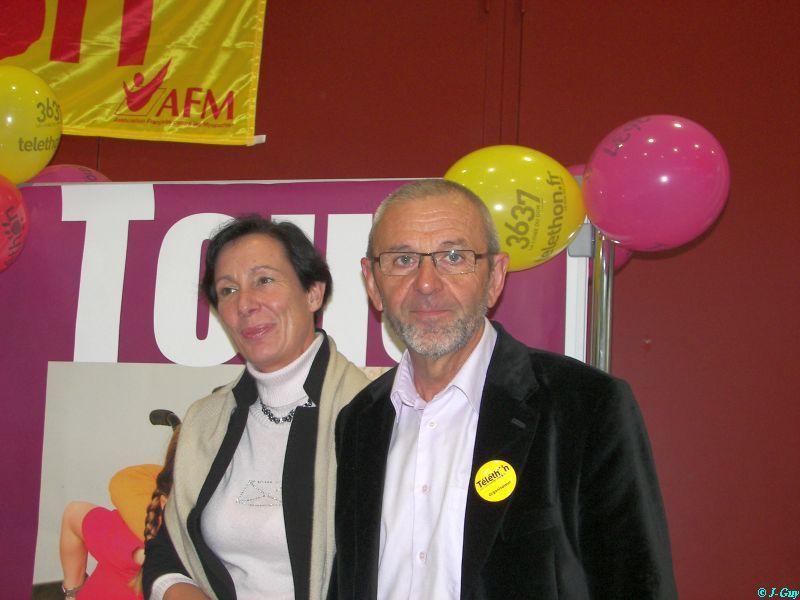Laurence Thiennot Herment et Robert Chiron