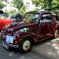 Fiat topolino 500 C de 1952 (34ème Internationales Oldtimer meeting de Baden-Baden) 01