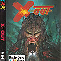 X-Out sur Commodore 64