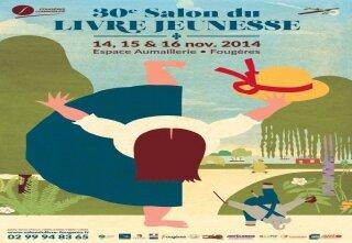 Affiche de Blex Bolex Fougères 2014
