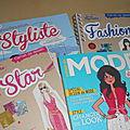 Mode et <b>stylisme</b> : cahiers d'activités