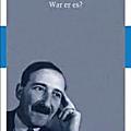 Un soupçon légitime de Stefan <b>Zweig</b>