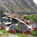 Dag 9 : Nusfjord - Moskenes