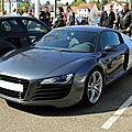 Audi R8 V8 FSI coupé (Rencard Haguenau avril 2011) 01