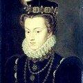 Portrait de la reine elisabeth conservé au musée