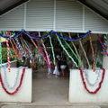 0981-La journée de Noel, organisée au Lycée pro d' Uturoa