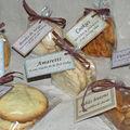 Cookies moelleux pralines roses et chocolat blanc