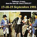 1993 Les Nuits de l'Histoire