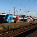 Z 24 500 (24 675/676) Pays de la Loire en gare de Nantes