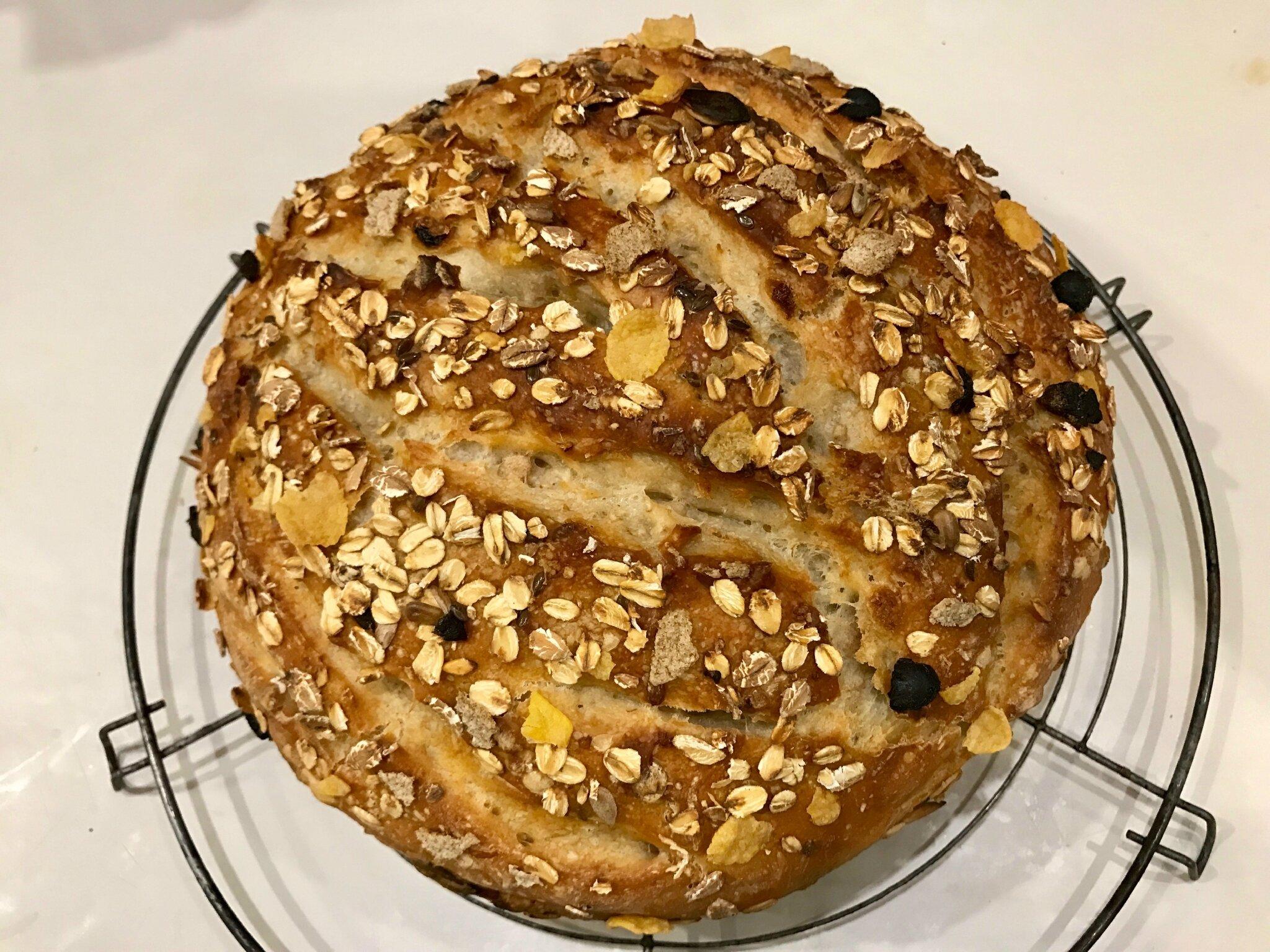 Le Müesli Bread