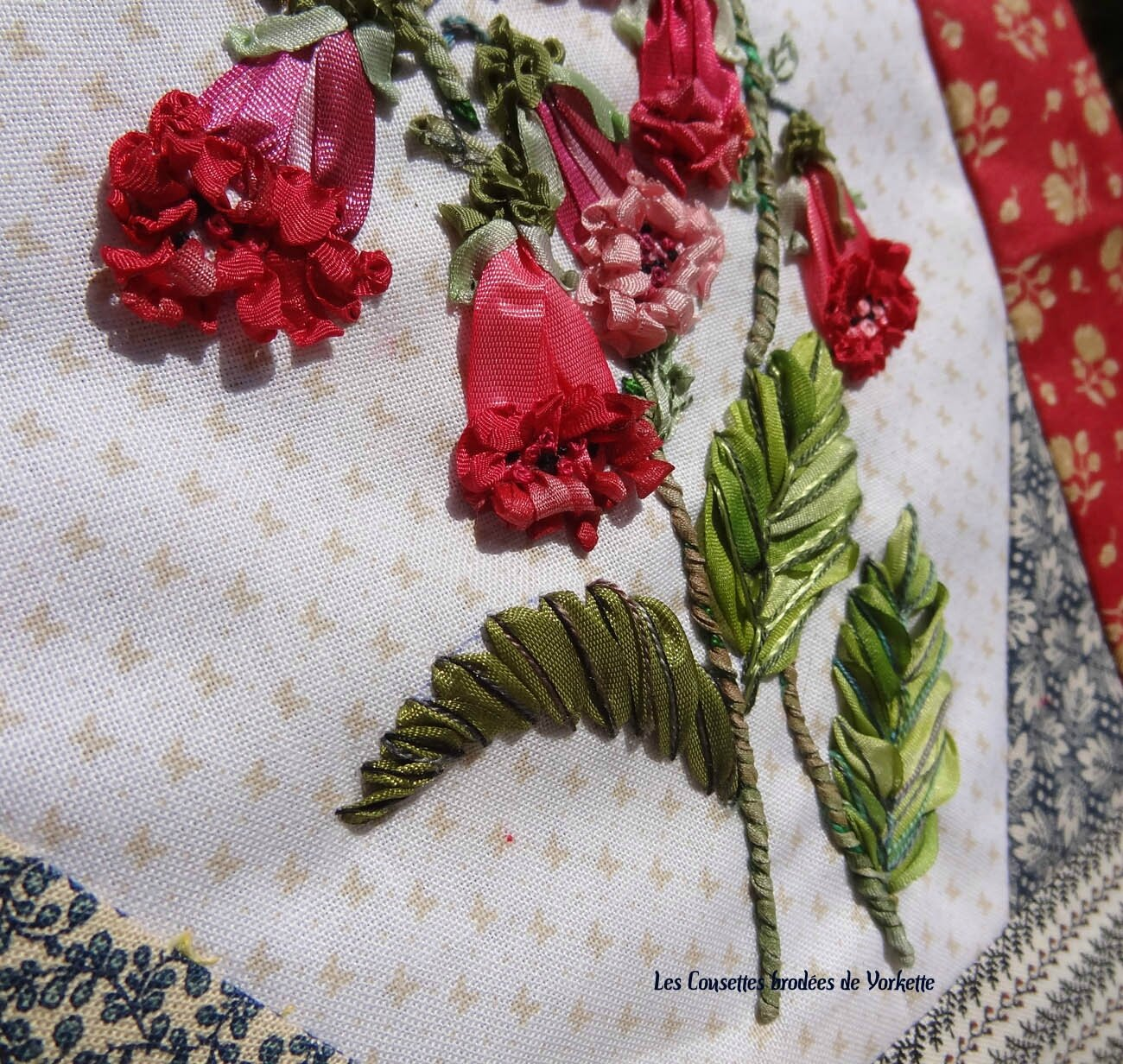 bloc 8 FLOWERS GIPSY QUILT (3)