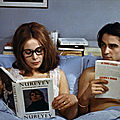 Je lis au lit