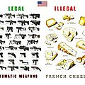 Armes ou fromages ?
