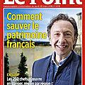 Comment sauver le patrimoine français, une belle initiative (un début)