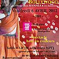 Spectacle <b>BOLLYWOOD</b>