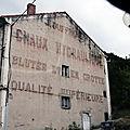 Crest <b>Drôme</b> publicité