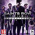 Saints Row : The Third : Remastered - Jeu Video Giga France