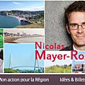<b>EOLIENNES</b> au large de la Normandie: le bon vent de Monsieur Mayer-Rossignol