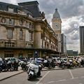 La Gare de Lyon depuis la place Louis Armand.