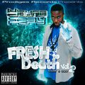Jaquette avant Fresh to Death vol.2