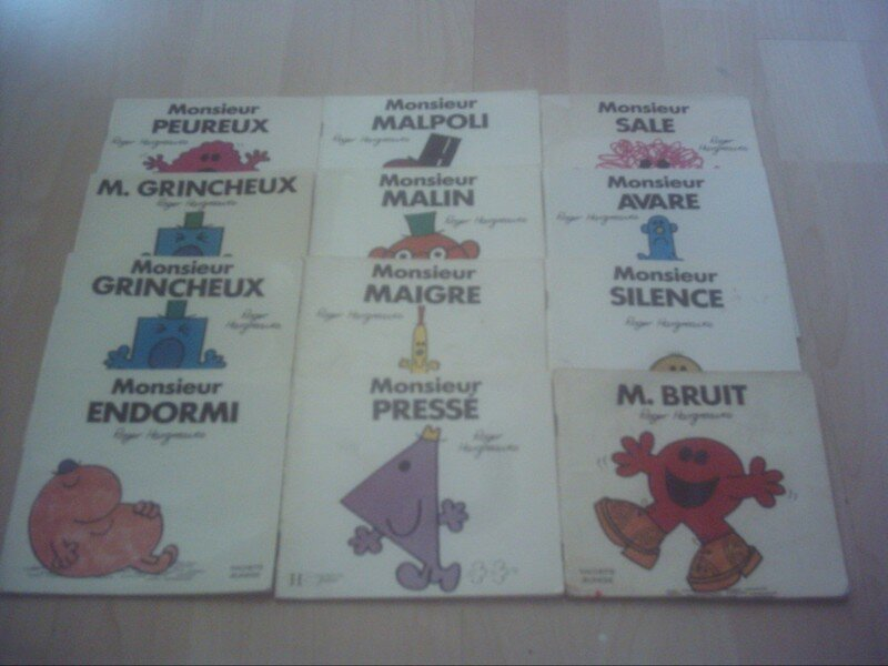 Collection Monsieur 3