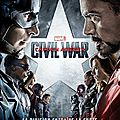 Captain America: Civil War ★★★