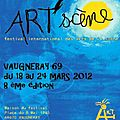 Art'scene à vaugneray (69) du 18 au 23 mars 2012
