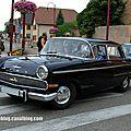 Opel kapitän p2 luxe de 1961 (1959–1963)(retrorencard aout 2013)