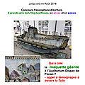 Atelier dessin et écriture Le <b>Bateau</b>-<b>Ville</b> centre <b>ville</b> L'Haÿ les Roses Mercredi 28 mars 15h ou 16h