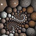 une mosaïque de galets2