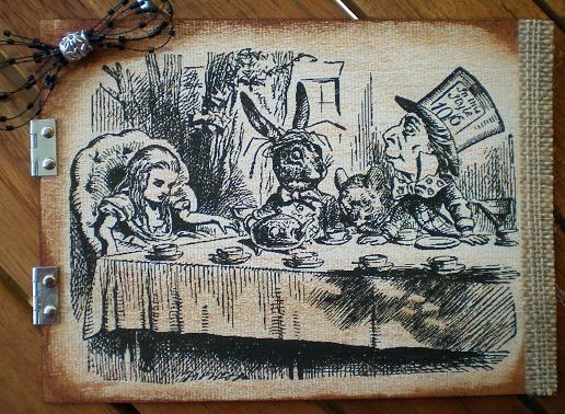 6~Pascale et Alice au pays des merveilles 2