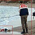 Syrie : aylan, galip et rehan