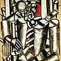 Fernand Léger, brancardier