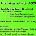 EVENEMENT ACCOB