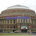 Mon top 10 spectacles: N°5: Les Proms au <b>Royal</b> <b>Albert</b> <b>Hall</b> (Londres, Royaume Uni)